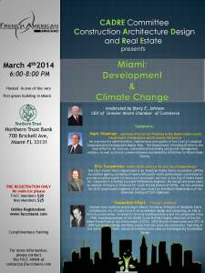 French American real estate committee March 4 th event-1