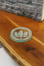 USGBC LEED Platinum plaque